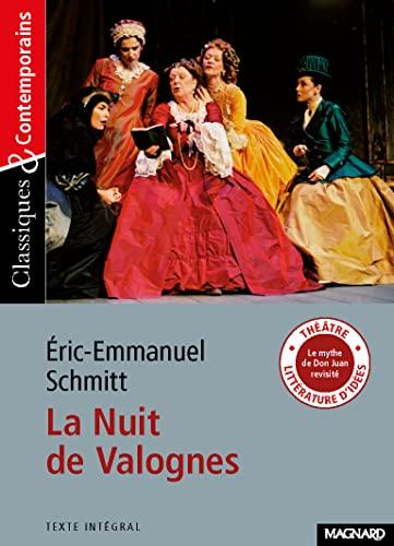 NUIT DE VALOGNES -LA-: SCHMITT ERIC EMMANUE
