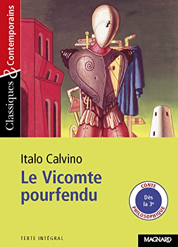 VICOMTE POURFENDU -LE-: CALVINO ITALO