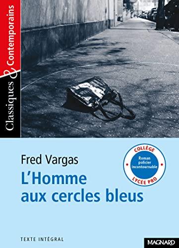 9782210754898: L'Homme Aux Cercles Bleus: 78 (Classiques & contemporains)