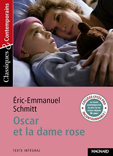 OSCAR ET LA DAME ROSE: SCHMITT ERIC EMMANUE