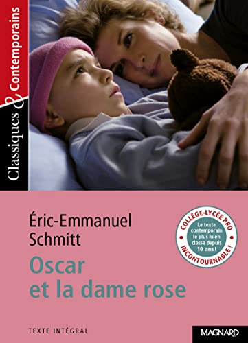 9782210754904: Oscar Et La Dame Rose (French Edition)