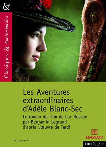 9782210755482: Les Aventures extraordinaires d'Adèle Blanc-Sec