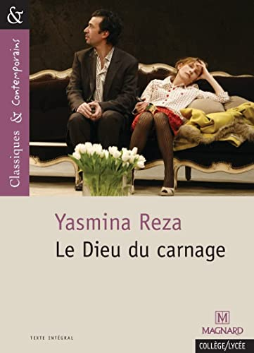 9782210755642: Le Dieu Du Carnage (French Edition)