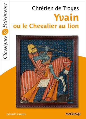 9782210760912: Yvain ou le Chevalier au lion