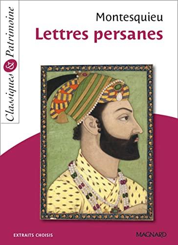 9782210760974: Lettres persanes