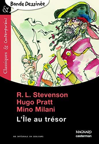9782210761667: L'Ile au trésor (Classiques & contemporains BD)