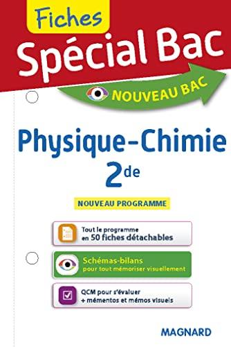 9782210763104: Fiches Physique-Chimie 2de