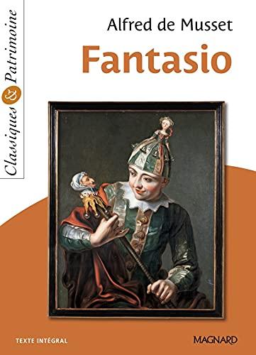 Fantasio - Classiques et Patrimoine (2021): Musset, Alfred de