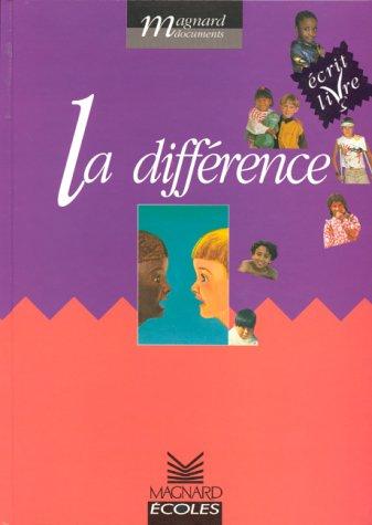 9782210773165: La différence