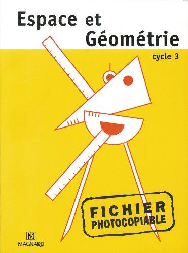 9782210887237: Espace et Géométrie cycle 3