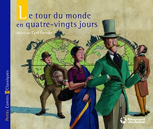 9782210961357: Le tour du monde en quatre-vingts jours