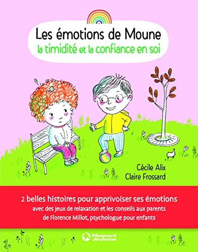 9782210967489: Les émotions de Moune : La timidité et la confiance en soi