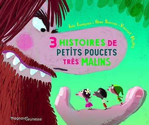 3 histoires de petits poucets très malins: Andersen, Hans Christian;