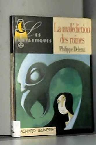 9782210977525: Les Fantastiques : La Mal�diction des ruines
