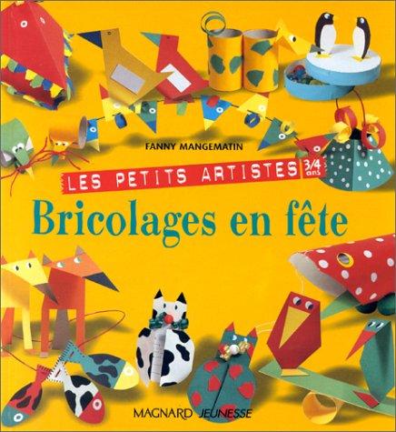 9782210978980: Les Petits Artistes : Bricolages en f�te