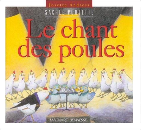 9782210979031: Sacrée poulette : Le chant des poules