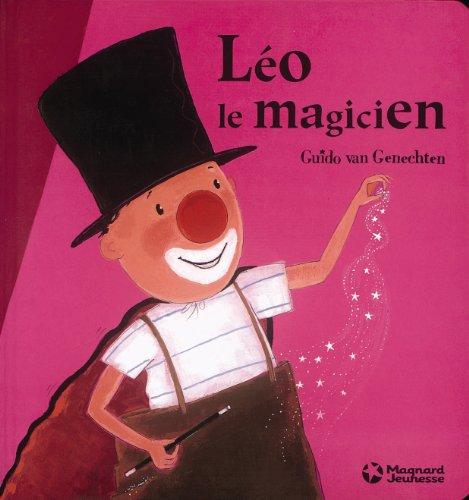 9782210979895: Léo le magicien