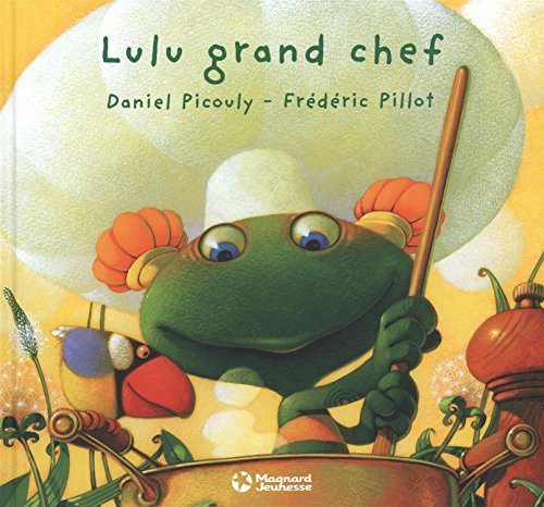 9782210979956: Lulu grand chef