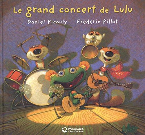 9782210979970: Lulu Vroumette : Le grand concert de Lulu