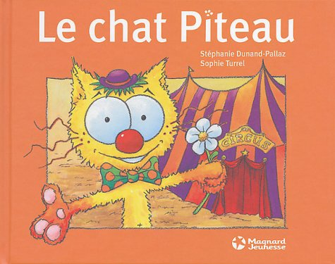9782210982727: Le chat Piteau (French Edition)