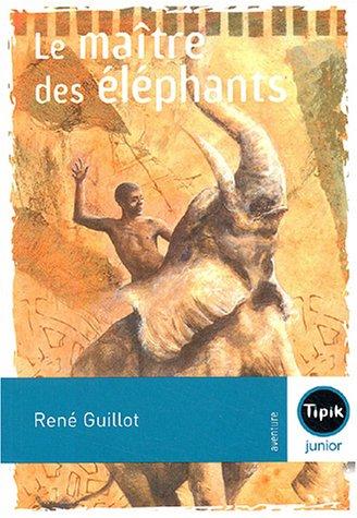 9782210984790: Le maître des éléphants