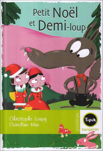 9782210985186: Petit Noël et Demi-Loup