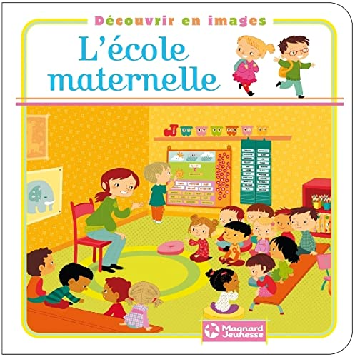 9782210985919: L'ecole maternelle (French Edition)