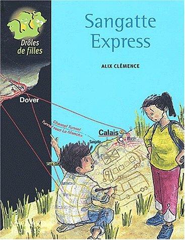 9782210986060: Sangatte Express
