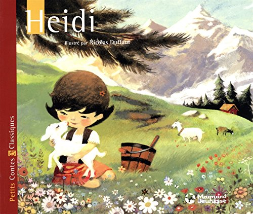 9782210987524: Heidi (French Edition)