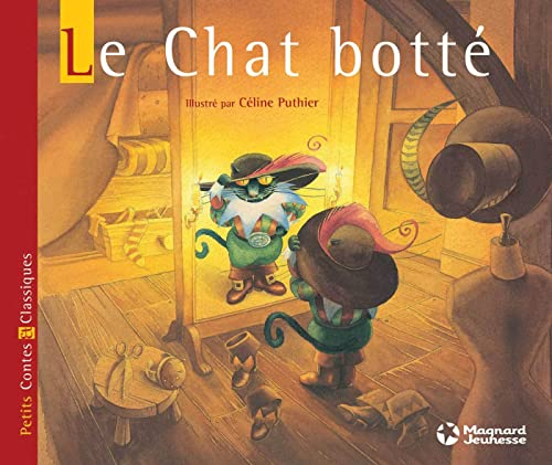 9782210987562: Le Chat botté (Petits Contes et Classiques)