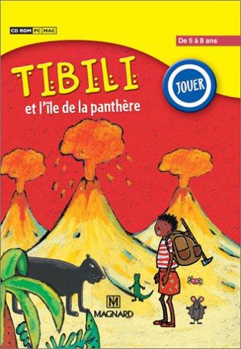 9782210992146: Tibili et l'île de la panthère : CD-ROM