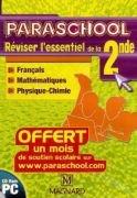 9782210992351: Paraschool - L' Essentiel de la 2nde