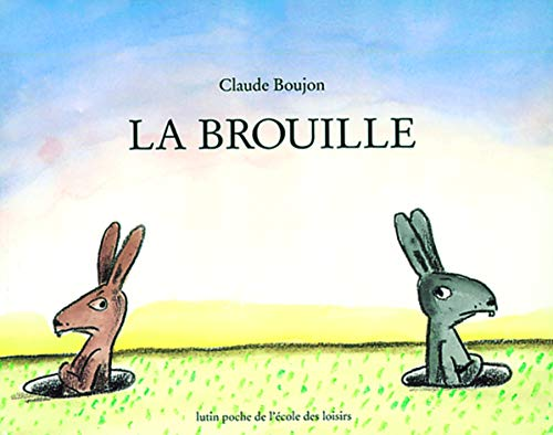 9782211010481: La brouille (Fiction, Poetry & Drama) (French Edition)