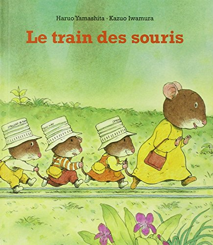 9782211011211: Le Train des souris (Albums)