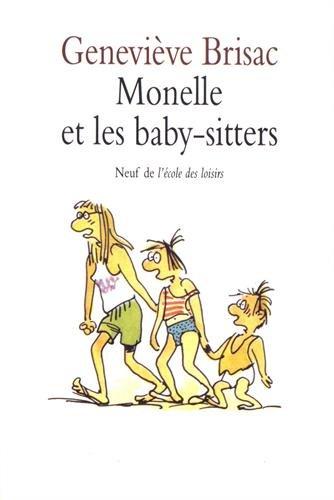 Monelle et les baby-sitters [Mass Market Paperback]: Genevià ve Brisac