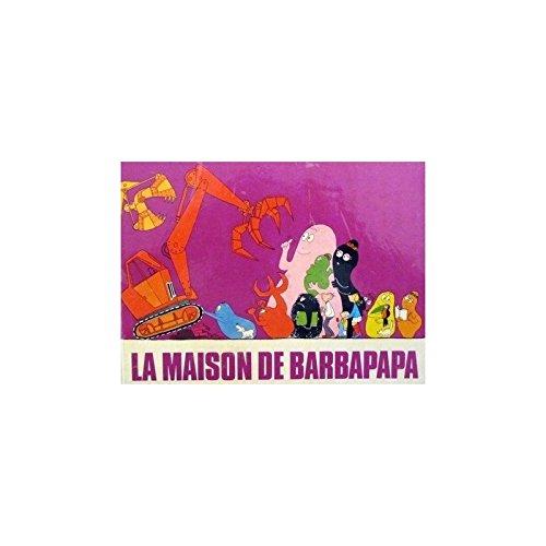 9782211011631: Barbapapa: La Maison De Barbapapa (French Edition)