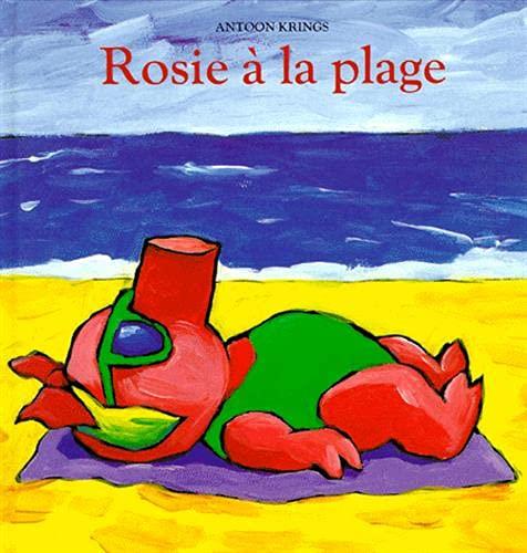 9782211012713: Rosie a la plage