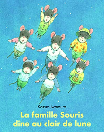 9782211013192: Iwamura/Famille Souris Dine Clair (French Edition)