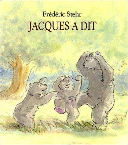 9782211013789: Jacques a dit