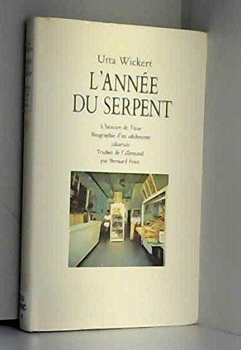 9782211015356: L'annee du serpent : l'histoire de tizar : biographie d'un adolescent jakartais
