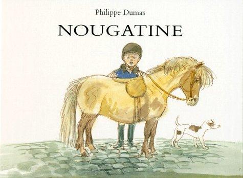 9782211015653: Nougatine : cahier d'équitation de Jean