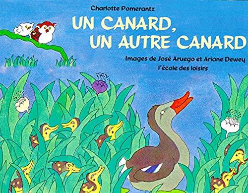 Un canard, un autre canard (2211016014) by Charlotte Pomerantz; José Aruego; Ariane Dewey