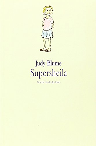 9782211016124: Supersheila (French Edition)