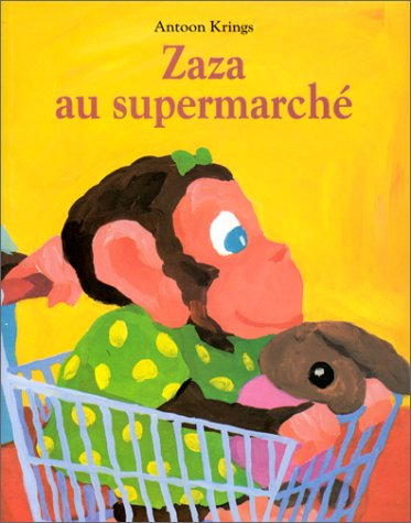 9782211016889: Zaza Au Supermarche (French Edition)