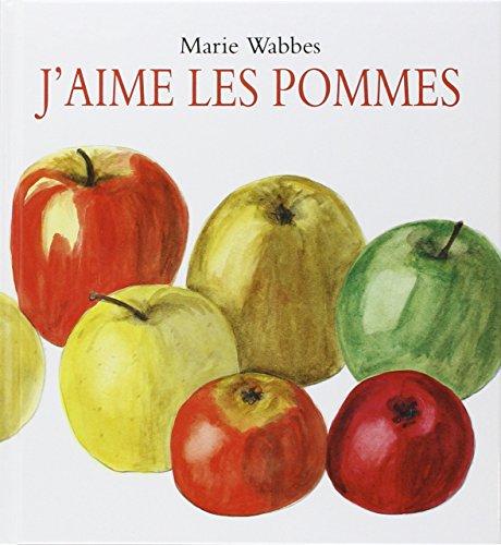 9782211017619: J'aime les pommes