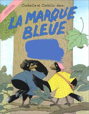 9782211017640: La Marque bleue