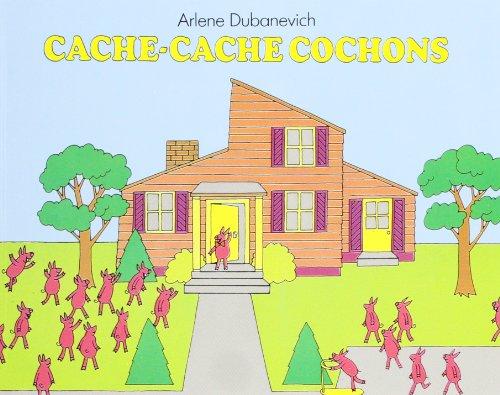9782211018142: Cache-cache cochons