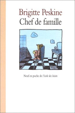 9782211018845: Chef de famille