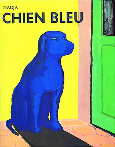 9782211019125: Chien Bleu (French Edition)