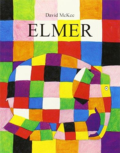 9782211019446: Elmer (Les lutins)